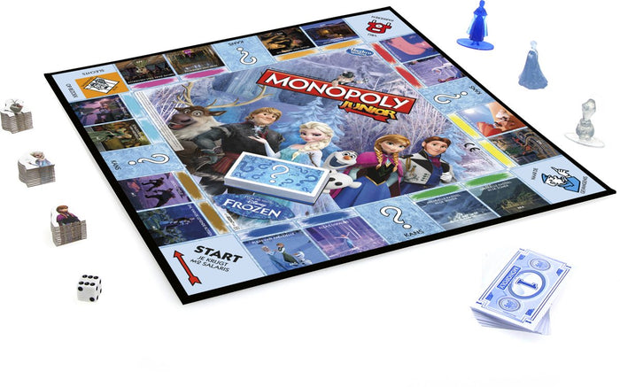 Monopoly Junior Frozen