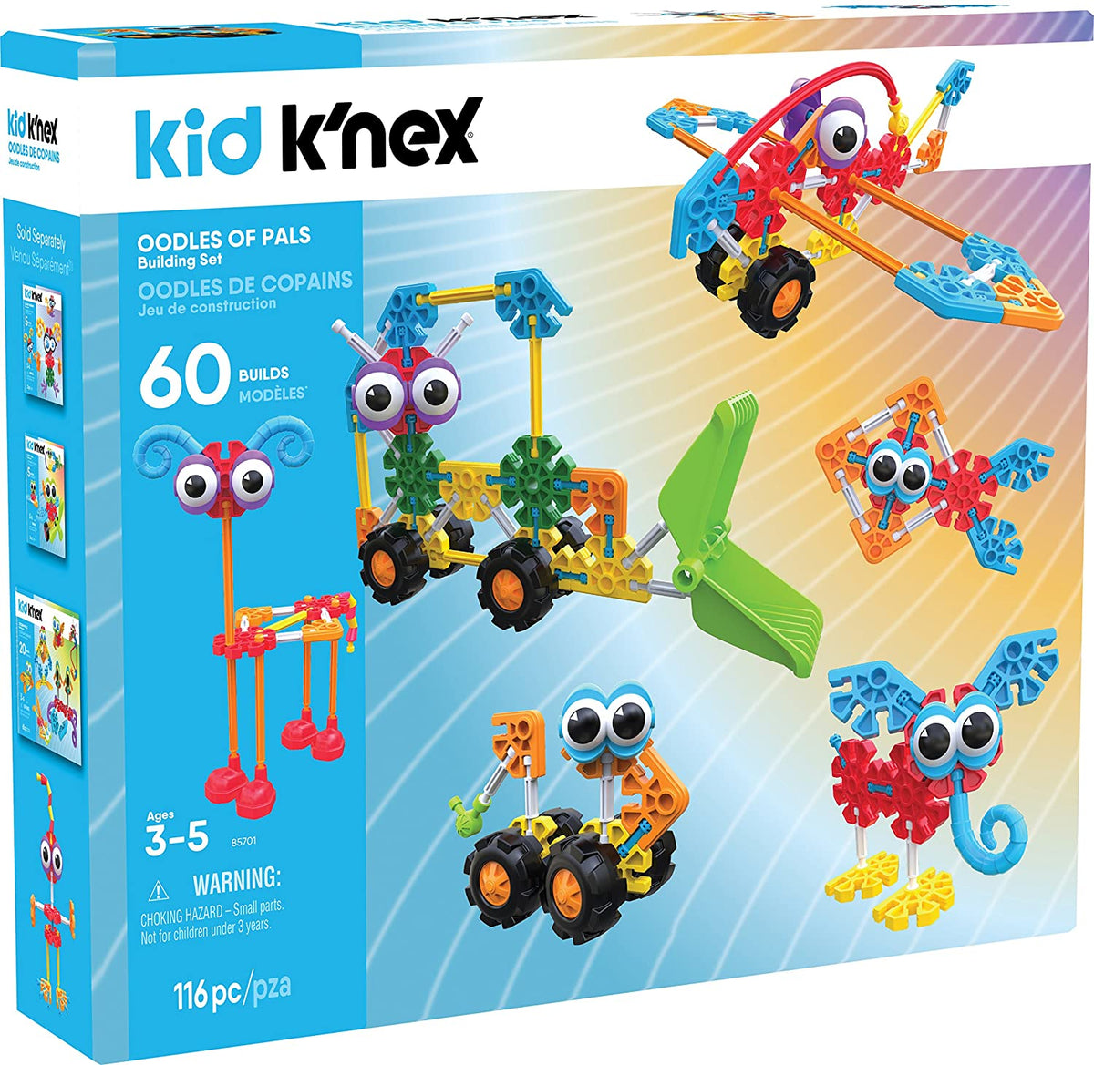 Kid Knex Oodles Of Pals