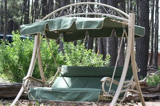 Costco Style AB-1 Model 465859 Patio Swing Products | Swing Cushions USA