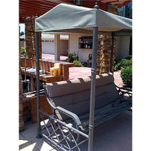 Costco Gazebo Glider 754221 Patio Swing Products