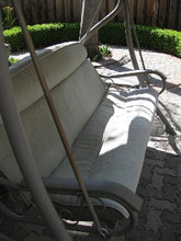 Costco Deluxe Model ITM 792657 Patio Swing Products | Swing Cushions USA