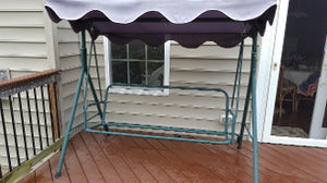 East End Patio Model 92600 Swing Products