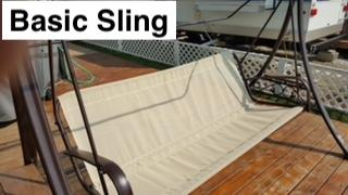 Basic Sling | Swing Cushions USA