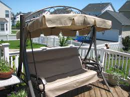 Costco Style AB-1 Model 487800 Patio Swing Products | Swing Cushions USA