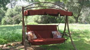 Costco Style A  Patio Swing Products | Swing Cushions USA