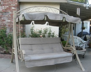 Costco Style A2 Patio Swing Products | Swing Cushions USA