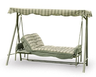Courtyard Creations RUS487Q Patio Swing Products | Swing Cushions USA