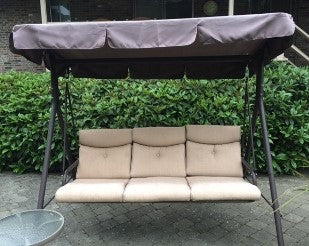 Fred Meyer Standard RUS497M Patio Swing Products | Swing Cushions USA