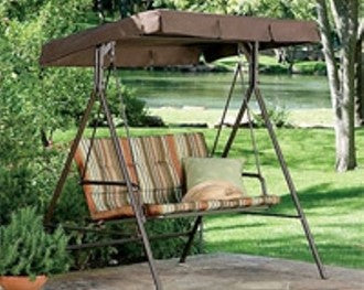 JC Penney RUS4076 Patio Swing Products