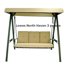 Lowe's North Haven Patio Swing Products