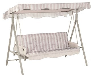 Lowes Garden Treasures 3 Person Patio Swing Products Swing