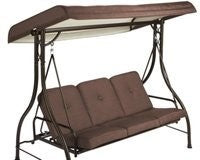 Mainstays Lawson Ridge RUS4265 Patio Swing Products | Swing Cushions USA