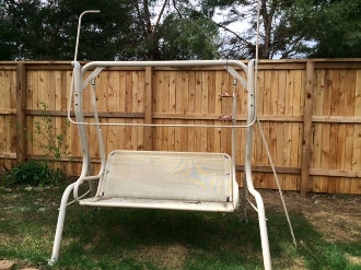 Lowes 2 Person RUS4100 Patio Swing Products | Swing Cushions USA