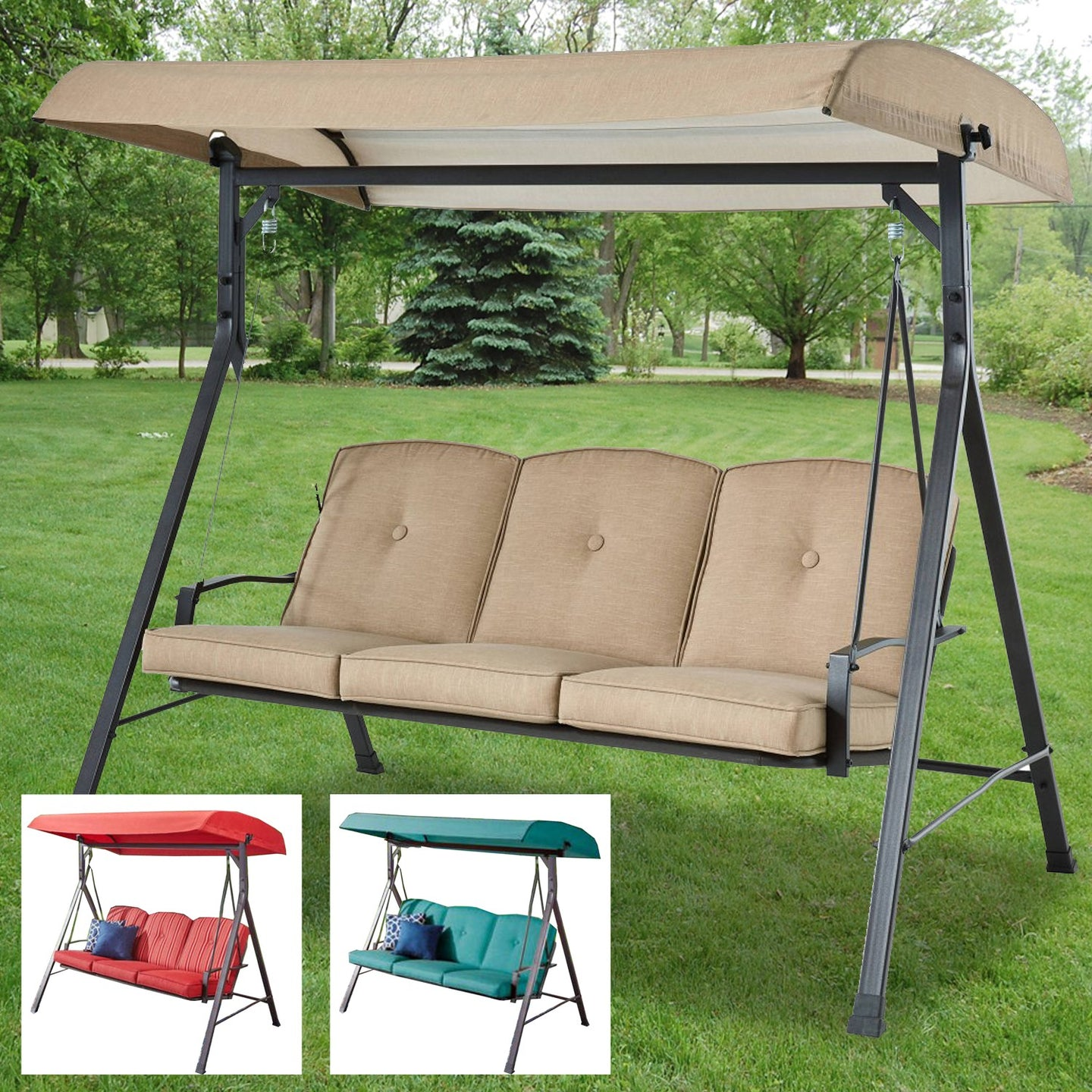 RUS496W Patio Swing Products