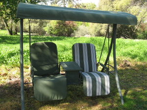 Grayson 2 Seat Recliner S04148 Patio Swing Products