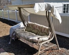 Safeway 2 Patio Swing Products | Swing Cushions USA