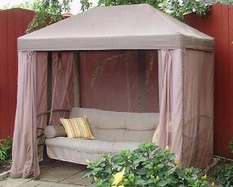 Sams Club Gazebo S05322 Patio Swing Products | Swing Cushions USA