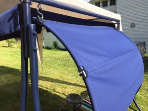 Sams Club Home Trends Claymore 2-Seat Patio Swing Products | Swing Cushions USA