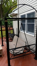 Sears Curved Canopy Patio Swing Products | Swing Cushions USA