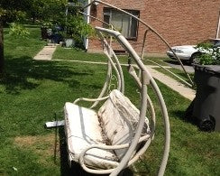 Sears St.Thomas Patio Swing Products