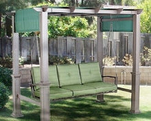 Target Pergola Patio Swing Products
