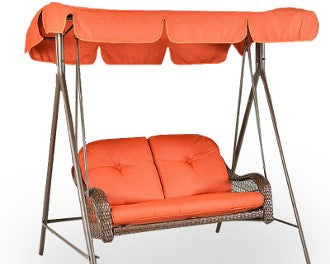 Walmart Azalea Ridge 2-Seat Patio Swing Products | Swing Cushions USA
