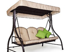 Walmart Mainstays SAND-D 2010 RUS428W Patio Swing Products