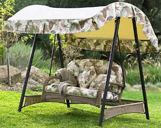 Walmart Palm Valley II Patio Swing Products | Swing Cushions USA