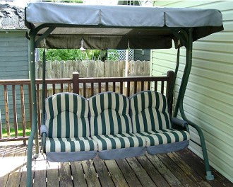 Walmart Royal Deluxe RUS4116 Patio Swing Products | Swing Cushions USA