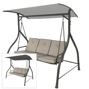 Madison Swing RUS459Y Patio Swing Products