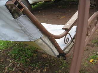 Weather Protector for Patio Swings | Swing Cushions USA