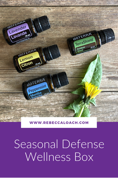 Seasonal Defense Wellness Box
