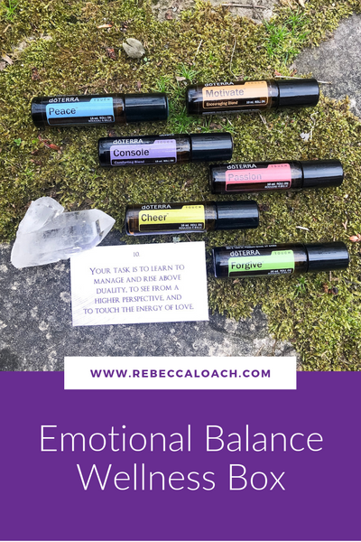 Emotional Balance Wellness Box