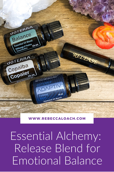 Feeling overwhelmed, scattered, or all over the place with your emotions? You are not alone. Discover the power of Essential Alchemy as Holistic Nutritionist + Soulful Mystic Rebecca Loach shares one of her favourite essential oil recipes for balancing emotions and releasing negative energy. Read the full article here.