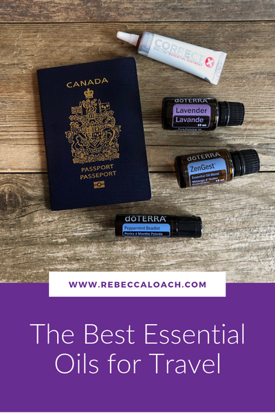 Whether you are headed on vacation by plane, train, boat, or automobile, here are my top essential oil picks to help you stay healthy, happy, and balanced, even when facing the unexpected on your vacation. Read on to learn tips for solo travellers or families for dealing with travel sickness, digestive upsets, anxious and stressful feelings, germ-filled airplanes, and more. Bon voyage!