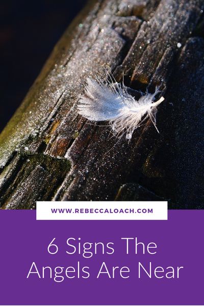 Angel signs often come in response to our prayers or request for help. These signs are usually out of the ordinary, repetitive, and time to coincide with our prayers. Read on to learn six ways the angels love to send you messages + get a FREE Meet Your Guardian Angel Guided Meditation.