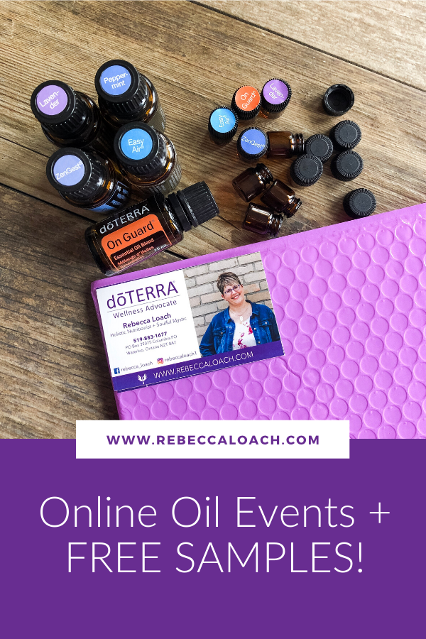 Online Essential Oil Classes Learn how essential oils can support your health plus free essential oil samples