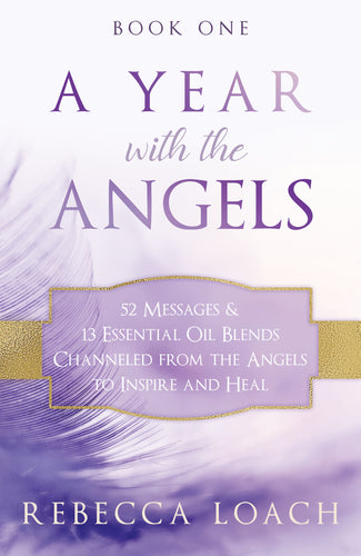 A Year with the Angels: Book One - eBook