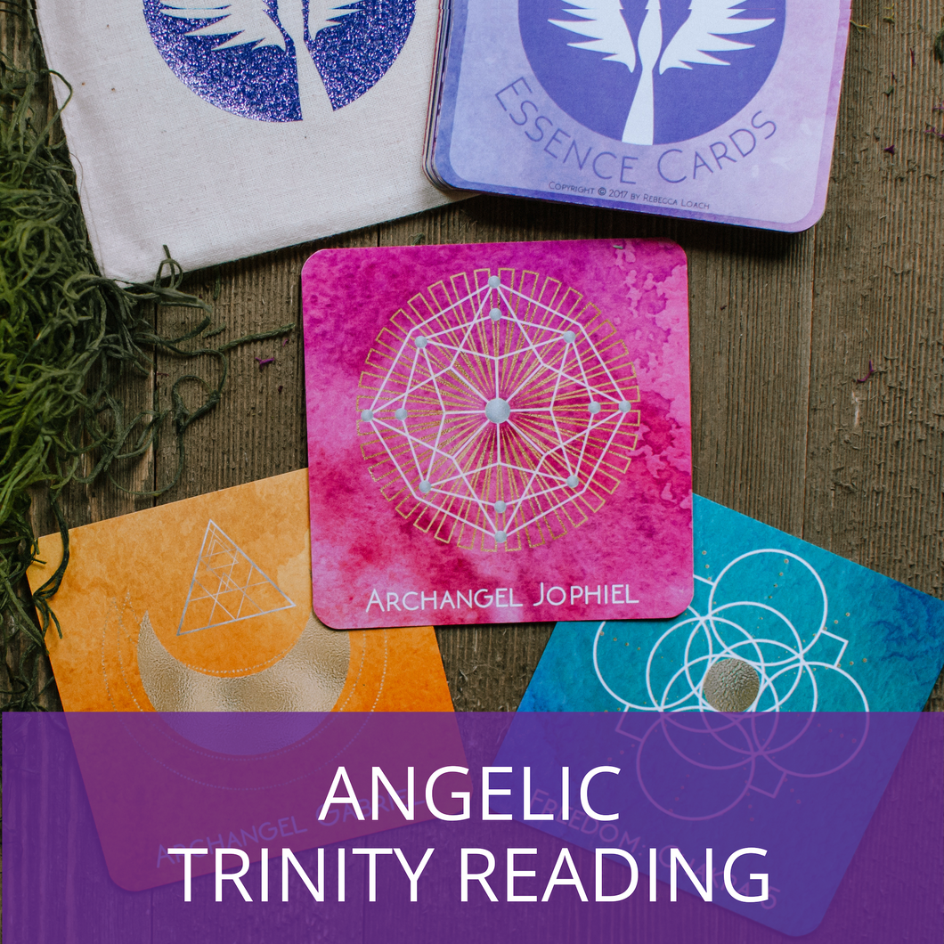 Angelic Trinity Reading
