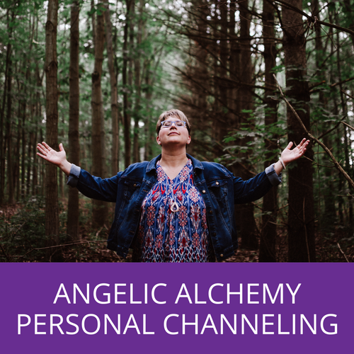 Angelic Alchemy Personal Angelic Channeled Healing Session