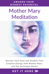 Surround yourself in a cocoon of unconditional love, nurturing, and peace as you awaken your highest potential. Meet Mother Mary and the Archangel Haniel as you enhance your creative potential, strengthen your authentic power, and express your highest truth. Get instant access now.