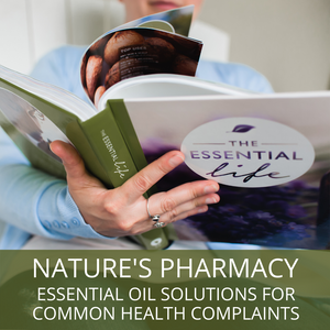 Nature's Pharmacy: Essential Oil Solutions for Common Health Complaints