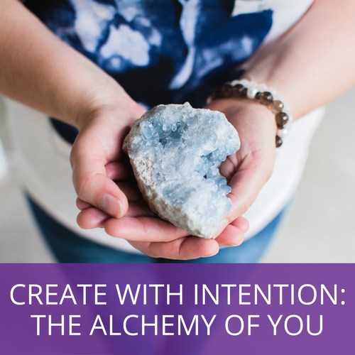 Create with Intention: Workshop & Healing Session
