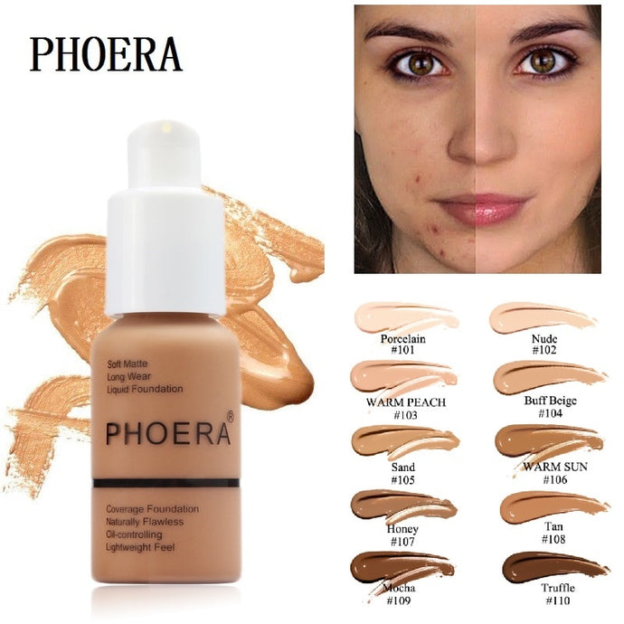NEW PHOREA® Flawless Base Foundation