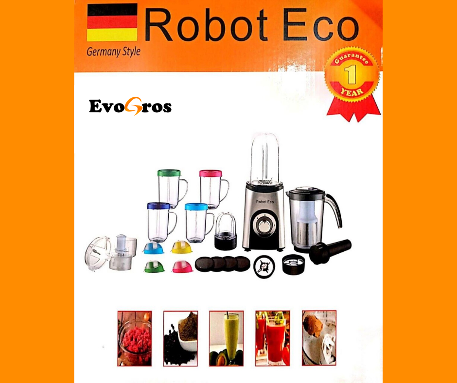 ROBOT ECO Original  Made in Germany 33 Pièces