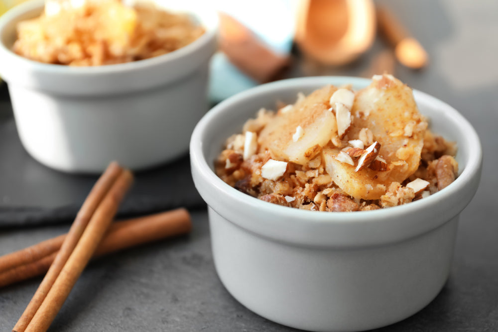 Down-Home Apple Crisp