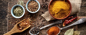 Salute Seasonings chooses a variety of ingredients for our spices