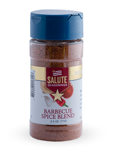 Barbecue Spice Blend bottle