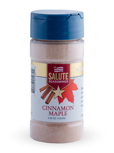 Cinnamon Maple bottle
