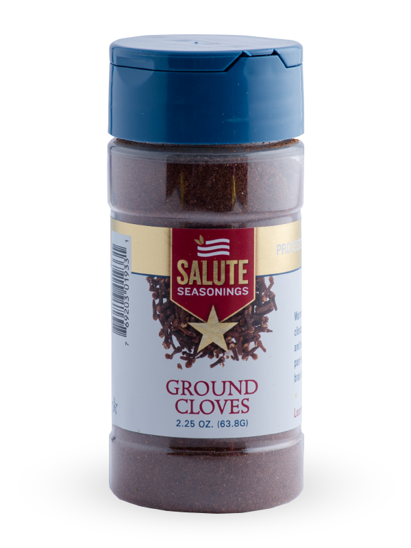 Ground Cloves bottle